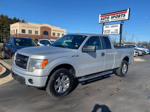 2013 Ford F-150 for sale at Auto Sports in Hickory NC