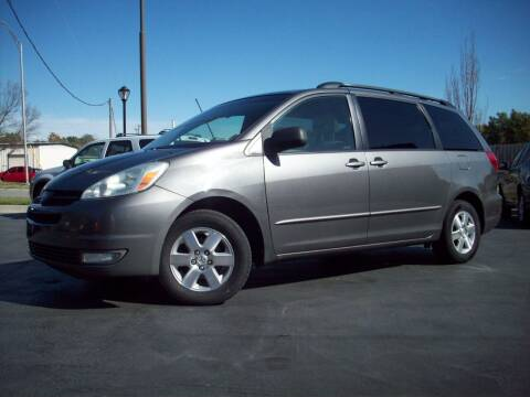 2004 Toyota Sienna for sale at Whitney Motor CO in Merriam KS