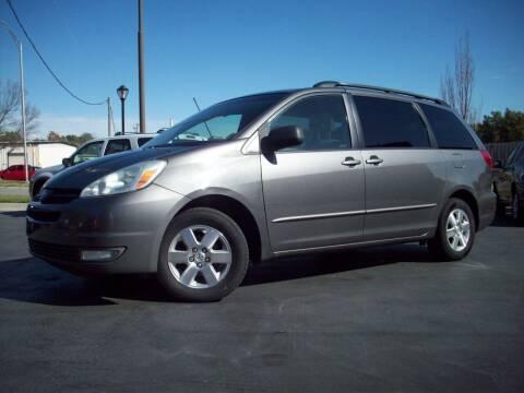 2004 Toyota Sienna for sale at Whitney Motor CO in Merriam KS