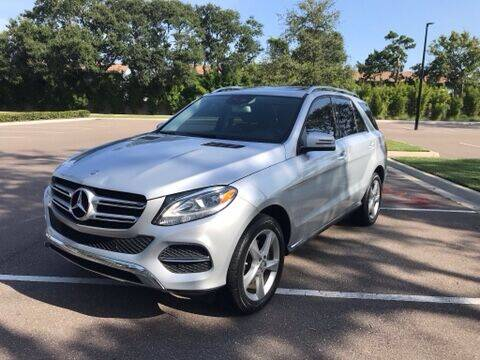 2016 Mercedes-Benz GLE for sale at Orlando Auto Sale in Port Orange FL