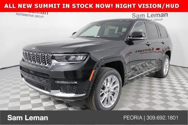2021 Jeep Grand Cherokee L for sale in Peoria, IL