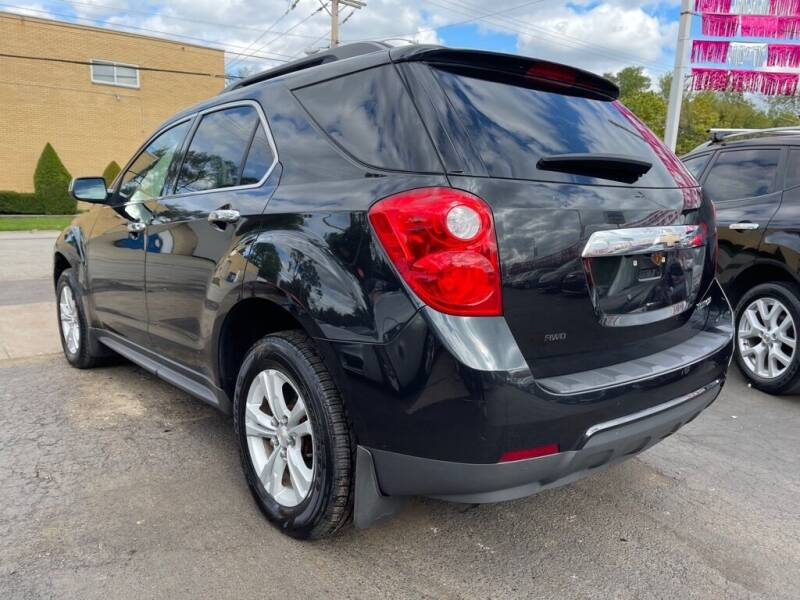2015 Chevrolet Equinox for sale at Great Lakes Auto House in Midlothian IL
