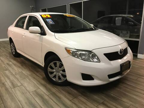 2009 Toyota Corolla for sale at Golden State Auto Inc. in Rancho Cordova CA