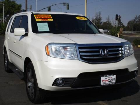 2012 Honda Pilot for sale at PRIMETIME AUTOS in Sacramento CA