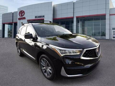 2019 Acura RDX for sale at BEAMAN TOYOTA in Nashville TN