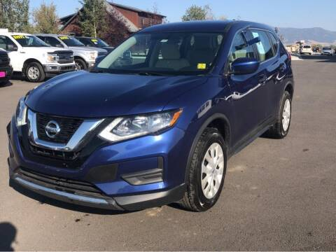 2017 Nissan Rogue for sale at Snyder Motors Inc in Bozeman MT