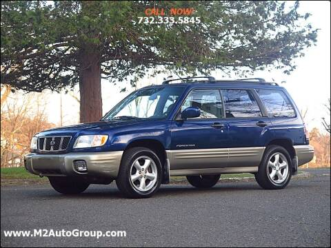 2001 Subaru Forester for sale at M2 Auto Group Llc. EAST BRUNSWICK in East Brunswick NJ