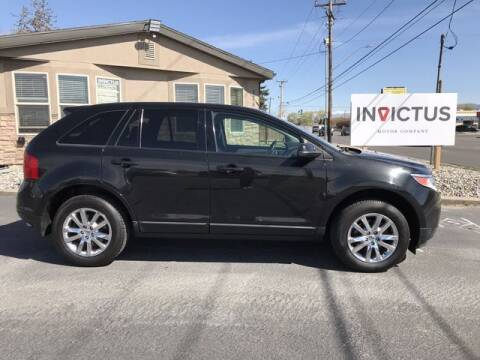 2013 Ford Edge for sale at INVICTUS MOTOR COMPANY in West Valley City UT