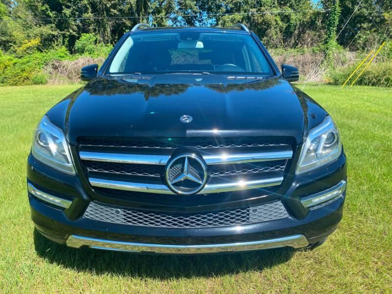 2013 Mercedes-Benz GL-Class for sale at CAPITOL AUTO SALES LLC in Baton Rouge LA