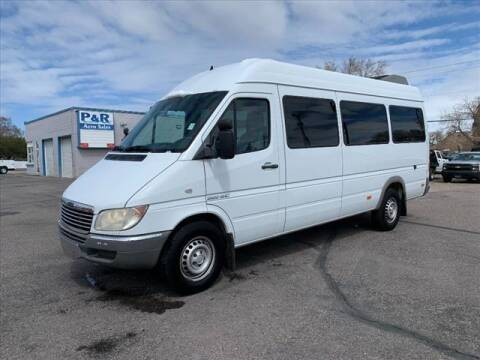 2006 Freightliner Sprinter 3500 for sale at P & R Auto Sales in Pocatello ID