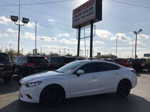 2014 Mazda MAZDA6 for sale at United Auto Sales in Oklahoma City OK