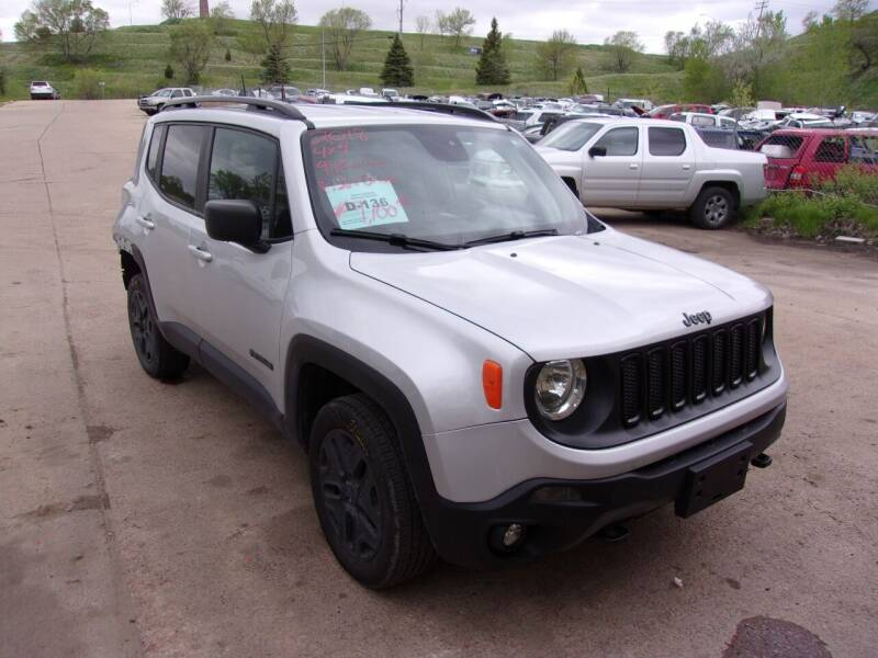 2018 Jeep Renegade for sale at Barney's Used Cars in Sioux Falls SD