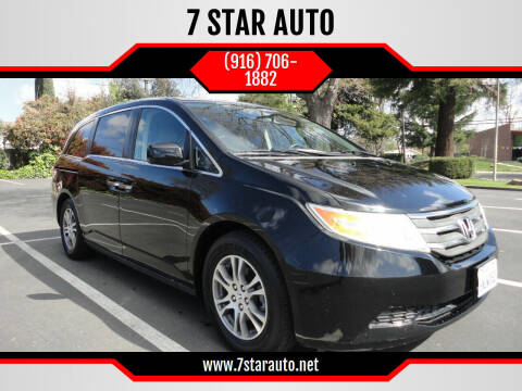 2011 Honda Odyssey for sale at 7 STAR AUTO in Sacramento CA