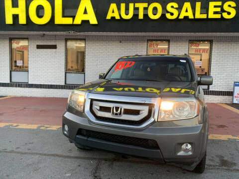 2009 Honda Pilot for sale at HOLA AUTO SALES CHAMBLEE- BUY HERE PAY HERE - in Atlanta GA