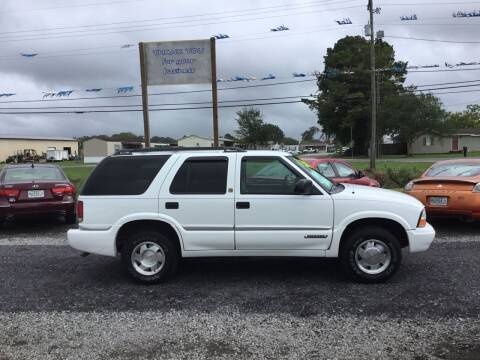 2001 GMC Jimmy for sale at Affordable Autos II in Houma LA