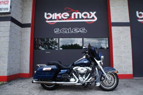 2013 Harley-Davidson Electra Glide Classic for sale at BIKEMAX, LLC in Palos Hills IL