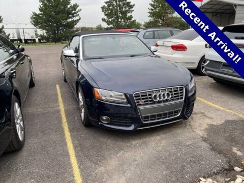 2010 Audi S5 for sale at Vorderman Imports in Fort Wayne IN