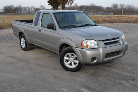 2002 Nissan Frontier for sale at GLADSTONE AUTO SALES    GUARANTEED CREDIT APPROVAL in Gladstone MO