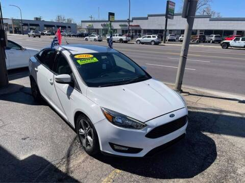 2016 Ford Focus for sale at JBA Auto Sales Inc in Stone Park IL