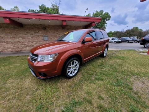 2014 Dodge Journey for sale at Murdock Used Cars in Niles MI