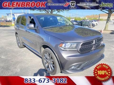 2018 Dodge Durango for sale at Glenbrook Dodge Chrysler Jeep Ram and Fiat in Fort Wayne IN