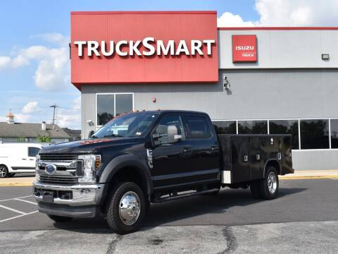 2019 Ford F-550 Super Duty for sale at Trucksmart Isuzu in Morrisville PA