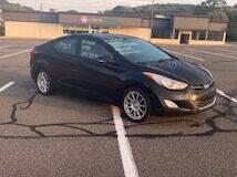 2013 Hyundai Elantra for sale at Lakewood Auto in Waterbury CT