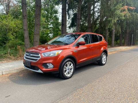 2019 Ford Escape for sale at PDX Car People LLC in Milwaukie OR
