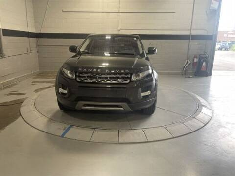 2013 Land Rover Range Rover Evoque for sale at Luxury Car Outlet in West Chicago IL