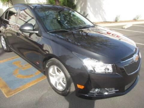 2011 Chevrolet Cruze for sale at DORAMO AUTO RESALE in Glendale AZ