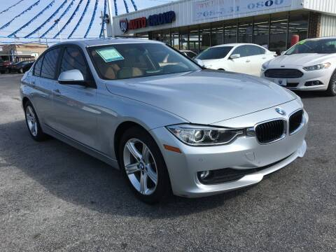 2014 BMW 3 Series for sale at I-80 Auto Sales in Hazel Crest IL