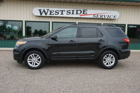 2015 Ford Explorer for sale at West Side Service in Auburndale WI