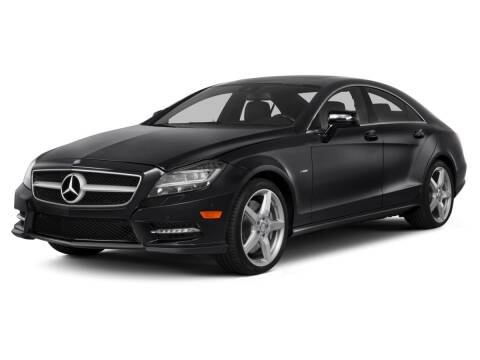 2014 Mercedes-Benz CLS for sale at Tom Peacock Nissan (i45used.com) in Houston TX