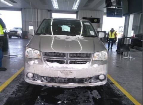 2012 Dodge Grand Caravan for sale at HW Used Car Sales LTD in Chicago IL