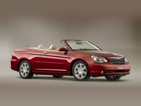 2010 Chrysler Sebring for sale at Sam Leman Toyota Bloomington in Bloomington IL