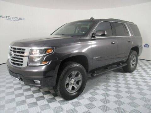 2017 Chevrolet Tahoe for sale at MyAutoJack.com @ Auto House in Tempe AZ