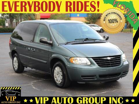 2005 Chrysler Town and Country for sale at VIP Auto Group in Clearwater FL