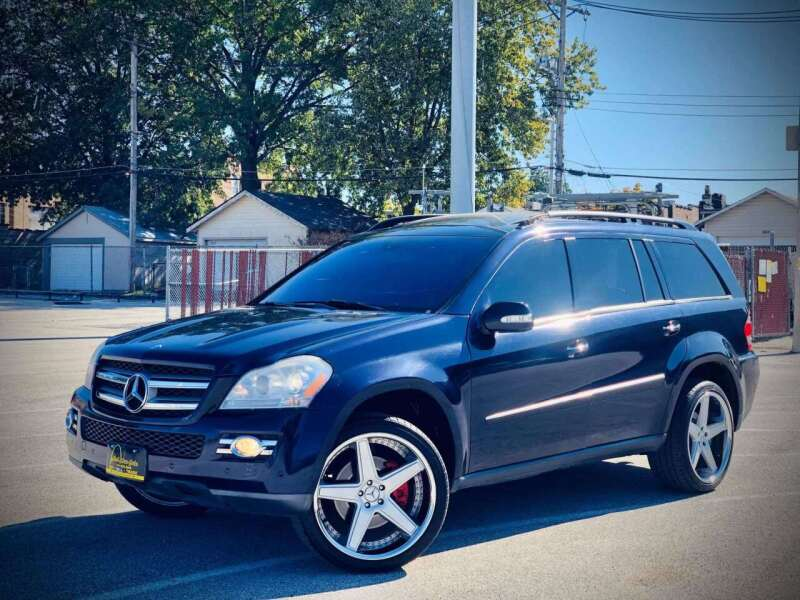 2007 Mercedes-Benz GL-Class for sale at ARCH AUTO SALES in St. Louis MO