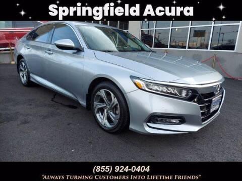 2018 Honda Accord for sale at SPRINGFIELD ACURA in Springfield NJ