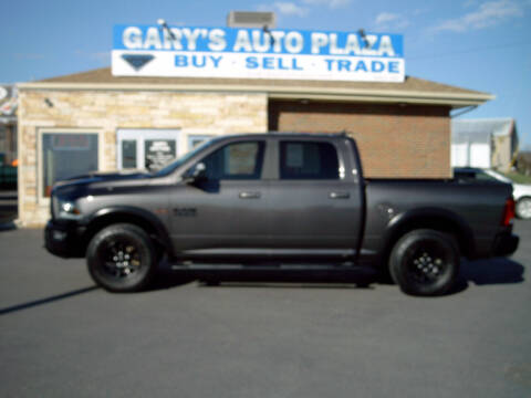 2018 RAM Ram Pickup 1500 for sale at GARY'S AUTO PLAZA in Helena MT