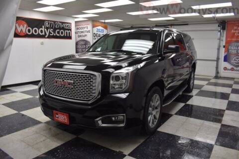2015 GMC Yukon XL for sale at WOODY'S AUTOMOTIVE GROUP in Chillicothe MO