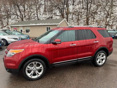 2015 Ford Explorer for sale at Iowa Auto Sales, Inc in Sioux City IA