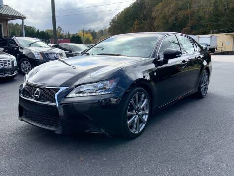 2015 Lexus GS 350 for sale at Luxury Auto Innovations in Flowery Branch GA
