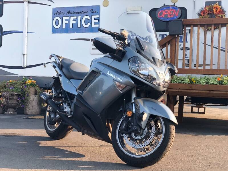 2008 Kawasaki Concours ZG 14 for sale at Atlas Automotive Sales in Hayden ID