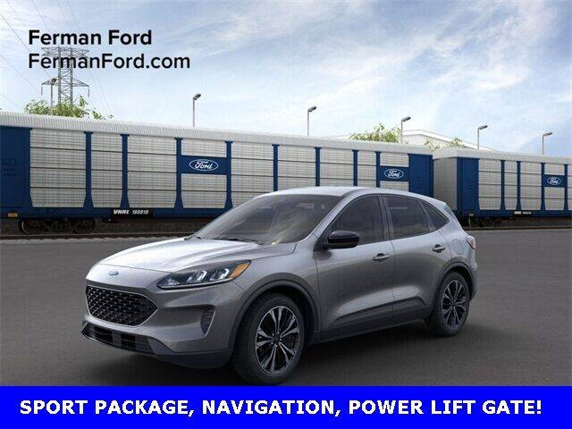 2021 Ford Escape Hybrid for sale in Clearwater, FL
