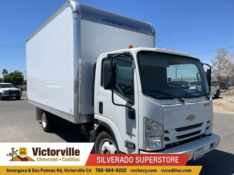 2019 Chevrolet 4500 LCF for sale in Victorville, CA