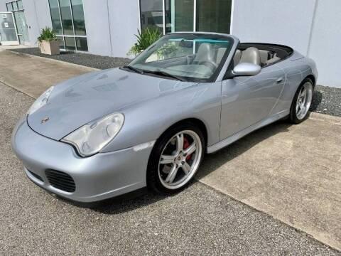 2004 Porsche 911 for sale at Classic Car Deals in Cadillac MI
