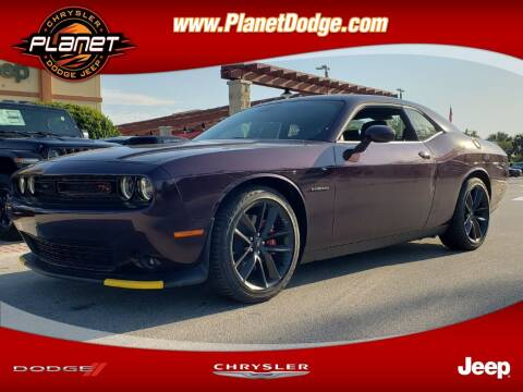 2020 Dodge Challenger for sale at PLANET DODGE CHRYSLER JEEP in Miami FL