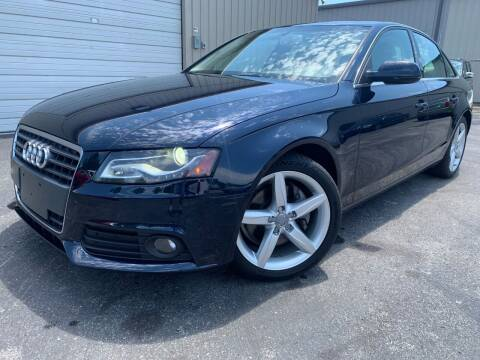 2011 Audi A4 for sale at Driving Xcellence in Jeffersonville IN