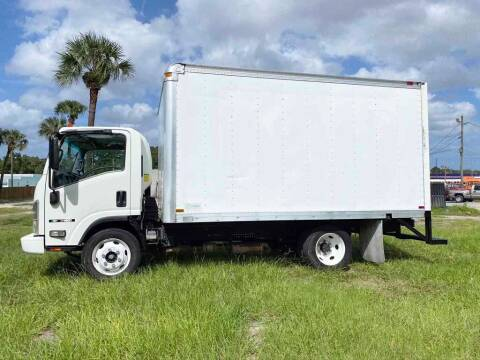 2009 Isuzu NPR-HD for sale at Scruggs Motor Company LLC in Palatka FL